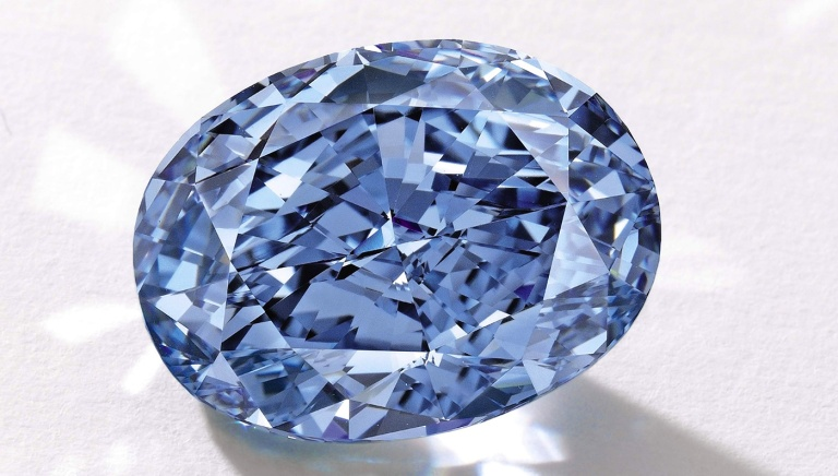 De Beers Millennium Jewel 4, Diamond, Rare, Most Expensive Diamonds in the World