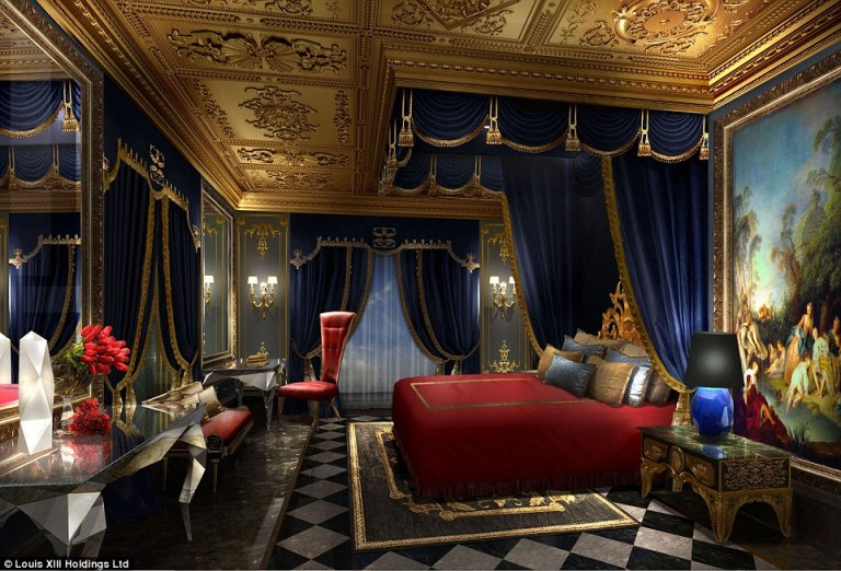 The most expensive and opulent luxury hotel in Macau, The 13