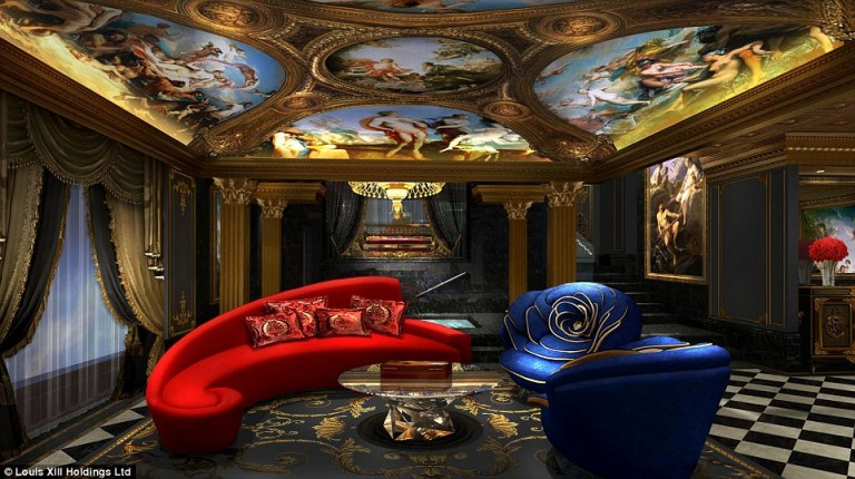 The most expensive and opulent luxury hotel in Macau