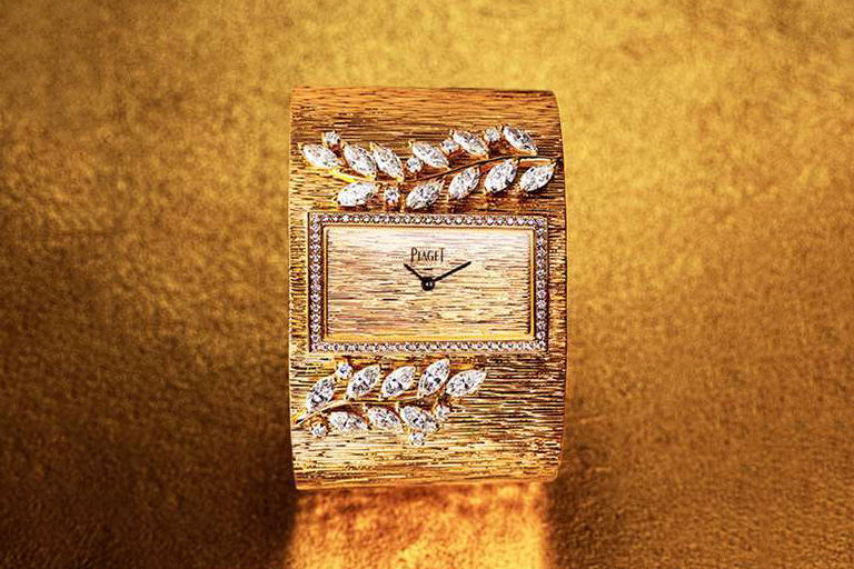 Piaget Sunny Side of Life luxury jewellery collection