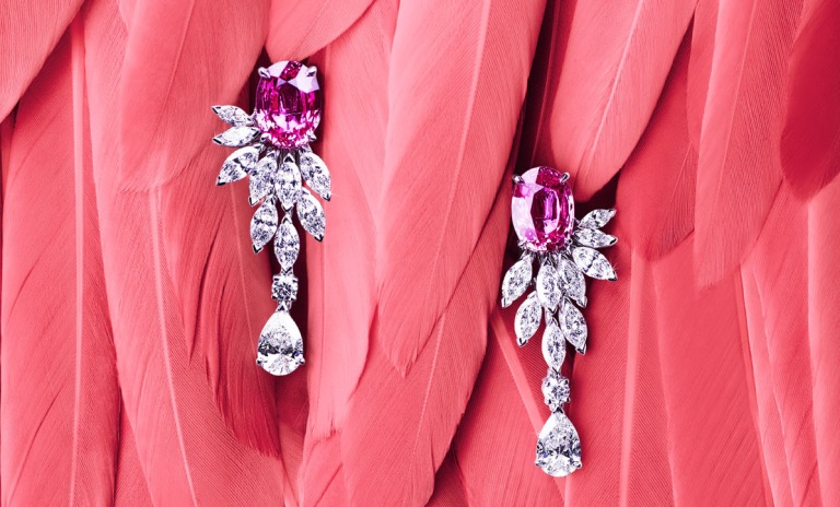 piaget-pink-diamond-earrings