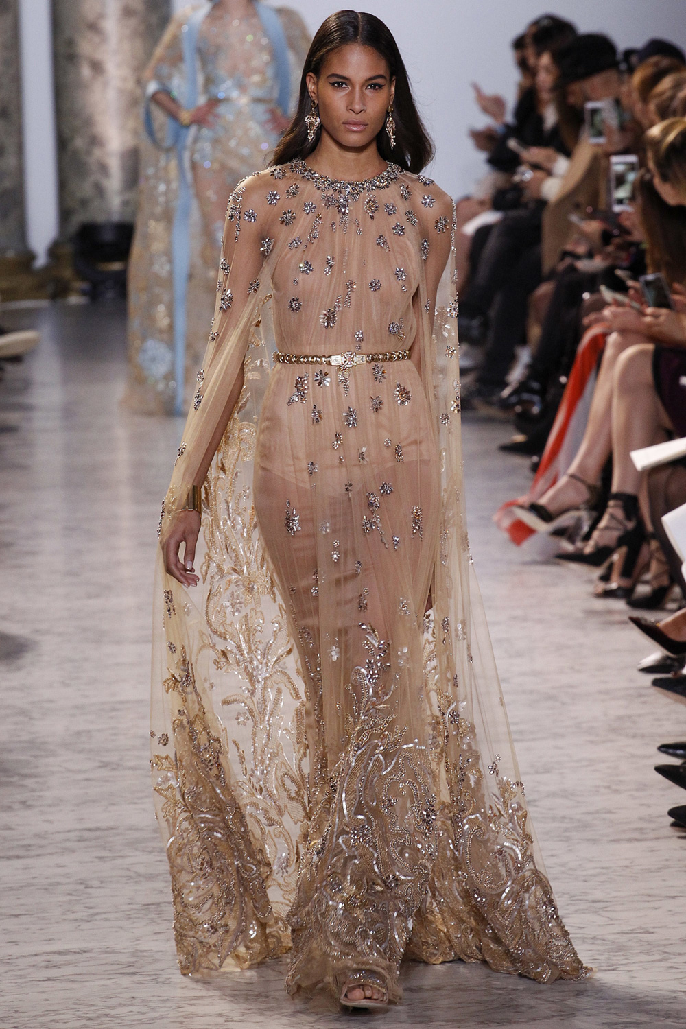 haute today elie saab couture 2017 gold 2 haute today